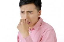 蓄膿症の臭い